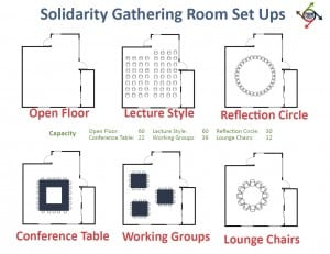 Solidarity Set Ups
